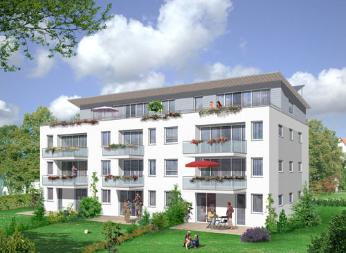 Sauer Immobilien Referenzen - Fellbach